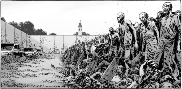 [Critique] The Walking Dead – Tome 28 : Vainqueurs