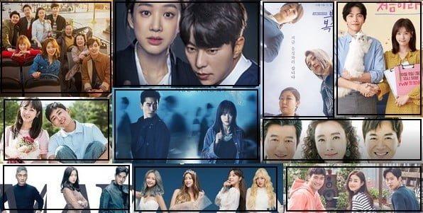 Les K-Drama les plus attendus du mois d'octobre 2017 [2/3]