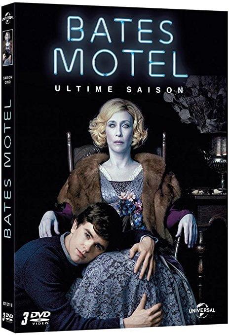 bates motel coffret dvd