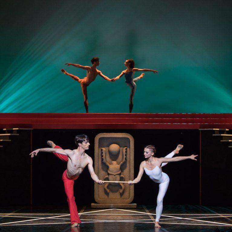 La Flûte Enchantée au Palais des Congrès avec le Béjart Ballet Lausanne
