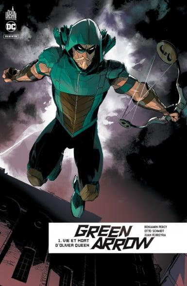 Green Arrow urban comics