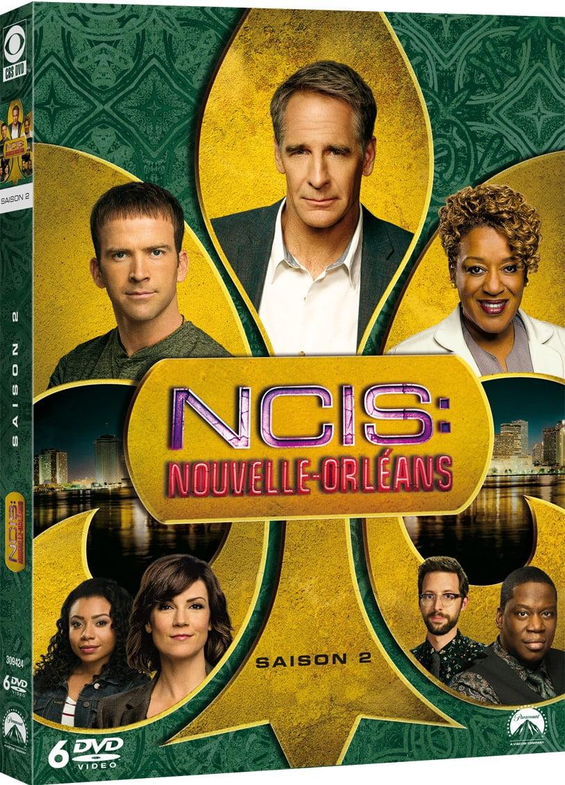NCIS Nouvelle-Orleans, la saison 2 sort en coffrets dvd !