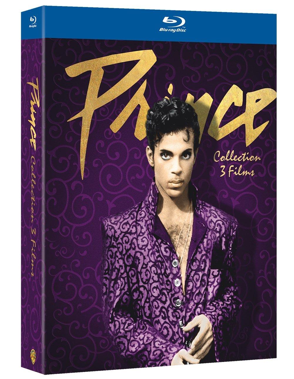 coffret prince warner
