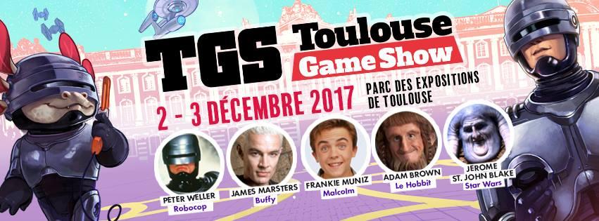 Le Toulouse Game Show (TGS) revient le 2 et 3 décembre prochain pour sa 11e édition !