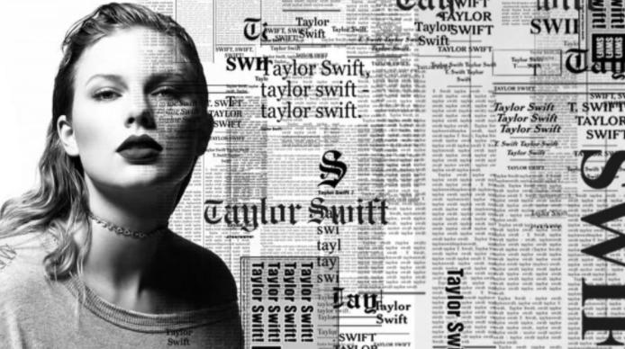 Taylor Swift : «Reputation», son album obscur