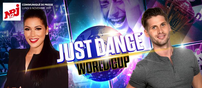 La finale de la Just Dance World Cup sera diffusée le 29 novembre sur NRJ12