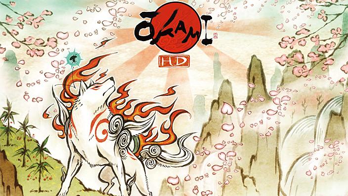 Amaterasu vient ensoleiller la nouvelle génération de console avec Okami HD ! (Xbox One)