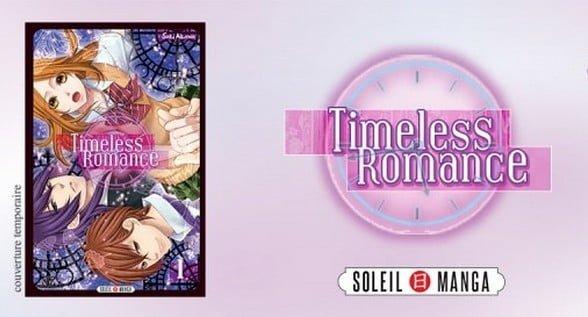 [Critique] Timeless Romance : une romance surnaturelle dépaysante