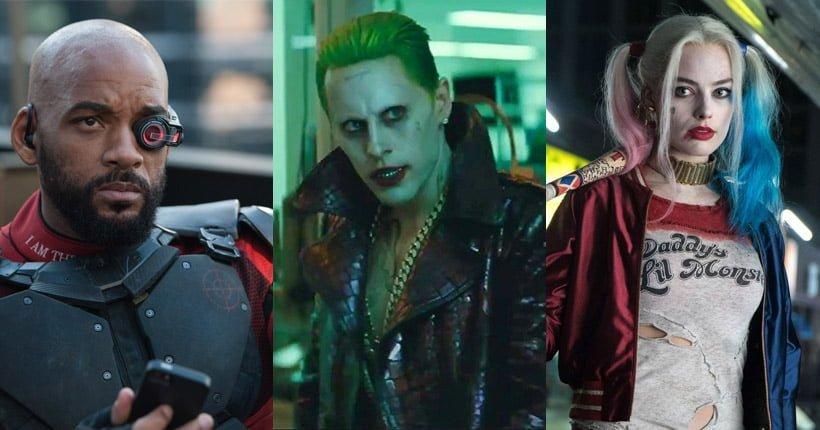 Margot Robbie, Jared Leto et Will Smith seront bien dans Suicide Squad 2