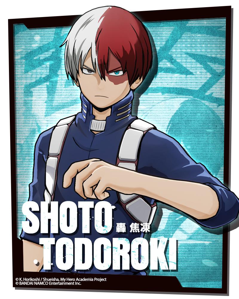 My Hero Academia : One's Justice Shoto Todoroki
