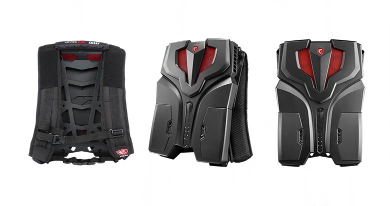 Le VR One : le sac à dos de réalité virtuelle, gagne un iF Design Award !