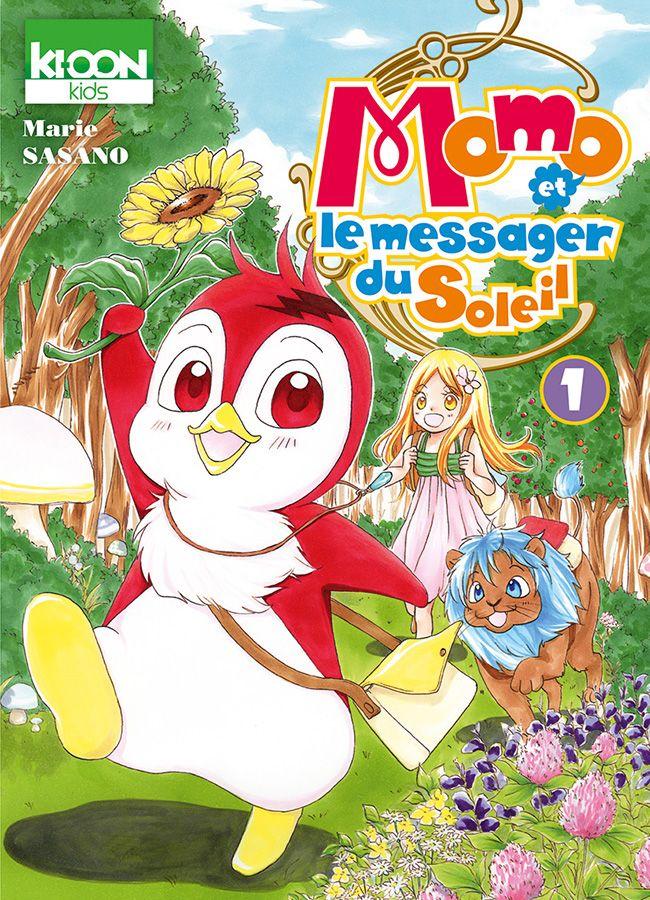 Salon du livre de Paris Momo et le messager du soleil