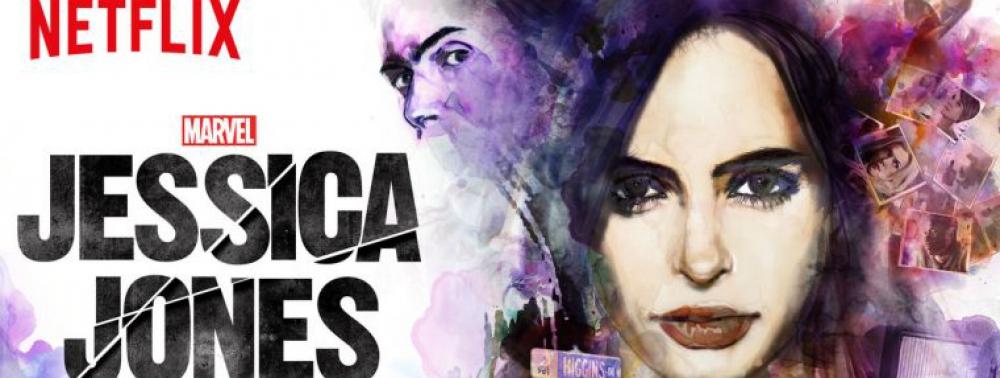 Marvel's Jessica Jones saison 1 : Marvel au féminin sur Netflix