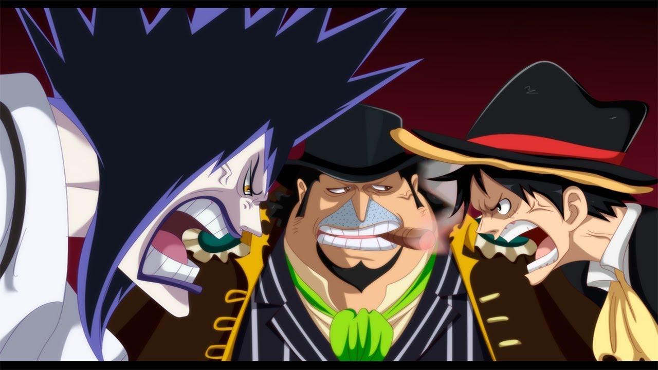 One Piece alliance