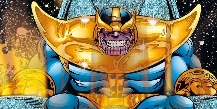Découvrez le comics de Jim Starlin qui a inspiré Infinity War