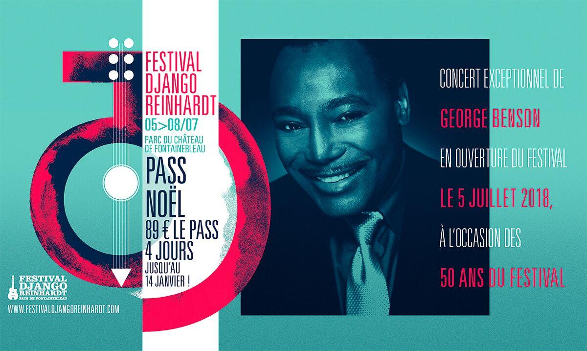 Festival Django Reinhardt à Fontainebleau