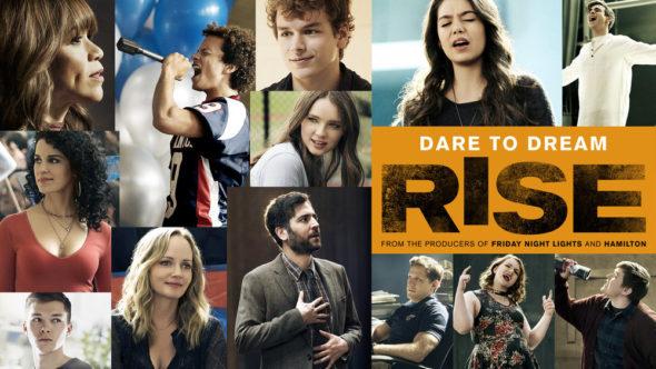 Critique «RISE»: la nouvelle série musicale de NBC