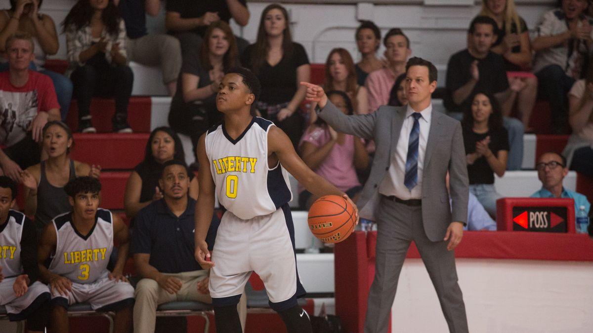 amateur Michael Rainey Jr josh charles basket
