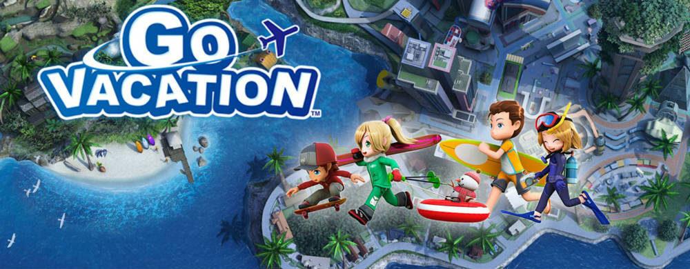 Go Vacation revient sur Nintendo Switch en juillet !