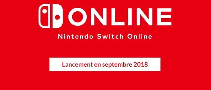 Le service Online de la Switch fait le plein d'informations !