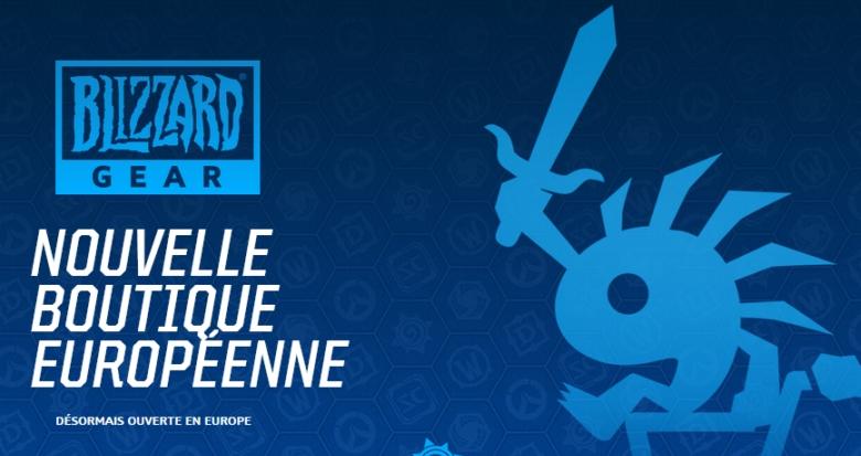 Le Blizzard Gear Store s'installe en Europe pour le bonheur des fans !