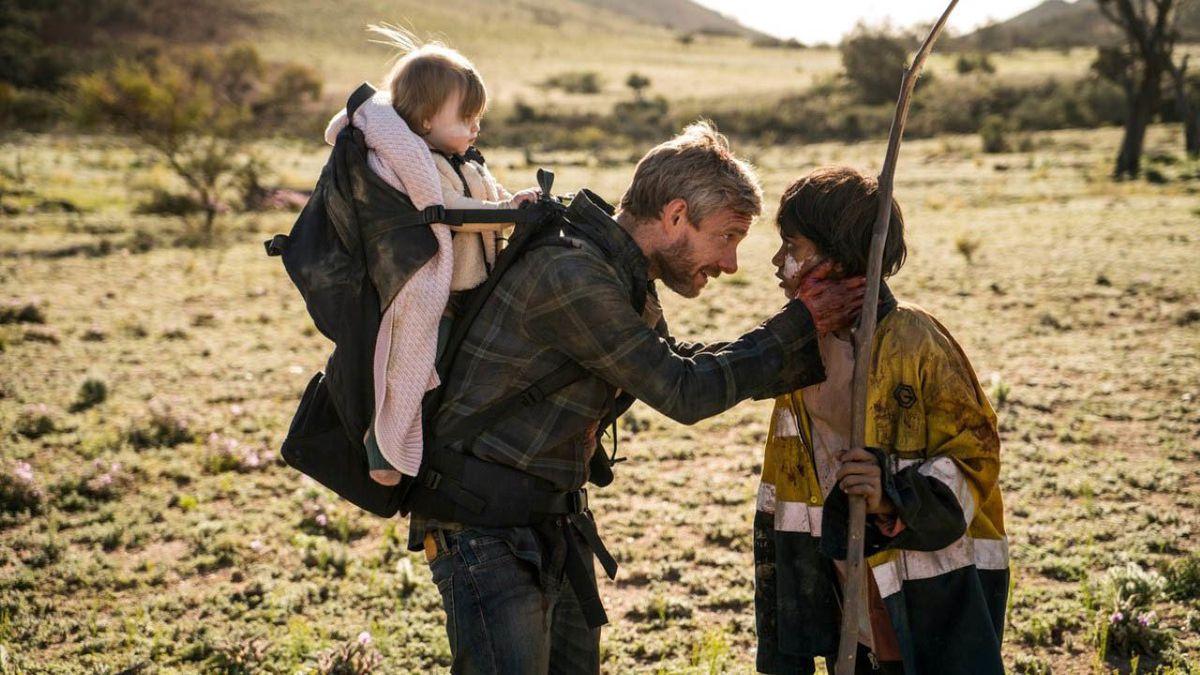 cargo film thriller post apocalyptique 2018
