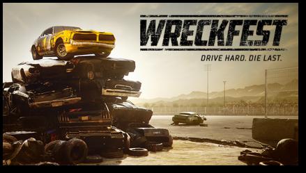Wreckfest est à présent disponible !