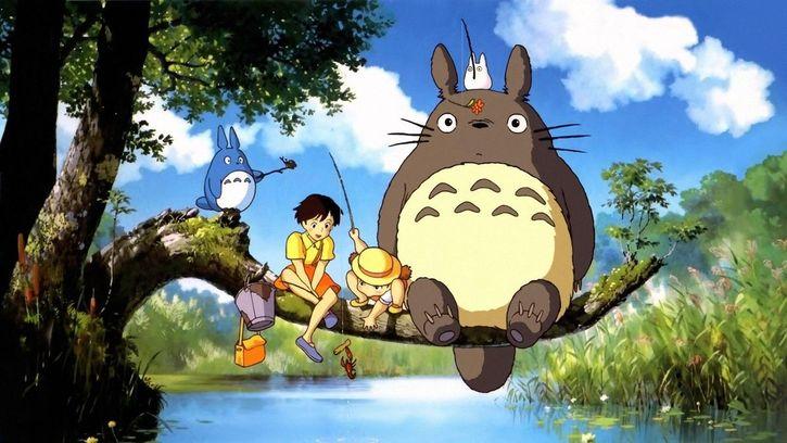 « Mon voisin Totoro » rediffusé sur les écrans en version restaurée