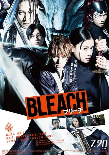 bleach live