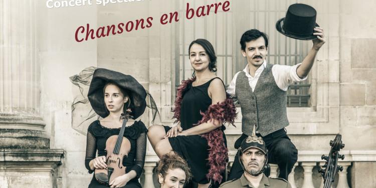 [Avignon Off 18] Critique du «Cabaret du Poilu», au Théâtre du Cabestan