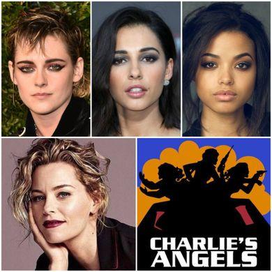 Casting Drôles de Dames- Elizabeth Banks