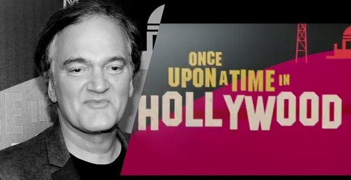 Sortie avancée pour le prochain Tarantino !