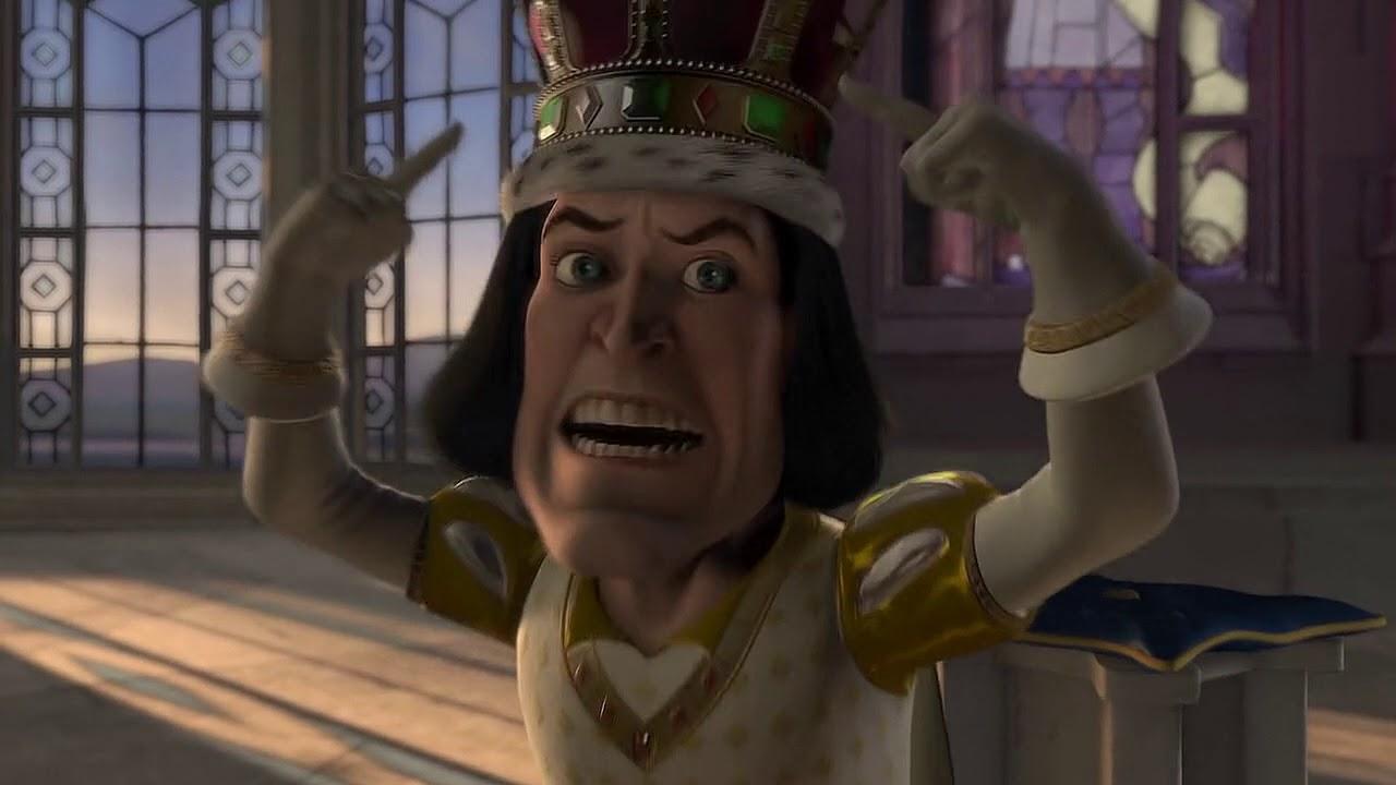 lord farquaad shrek