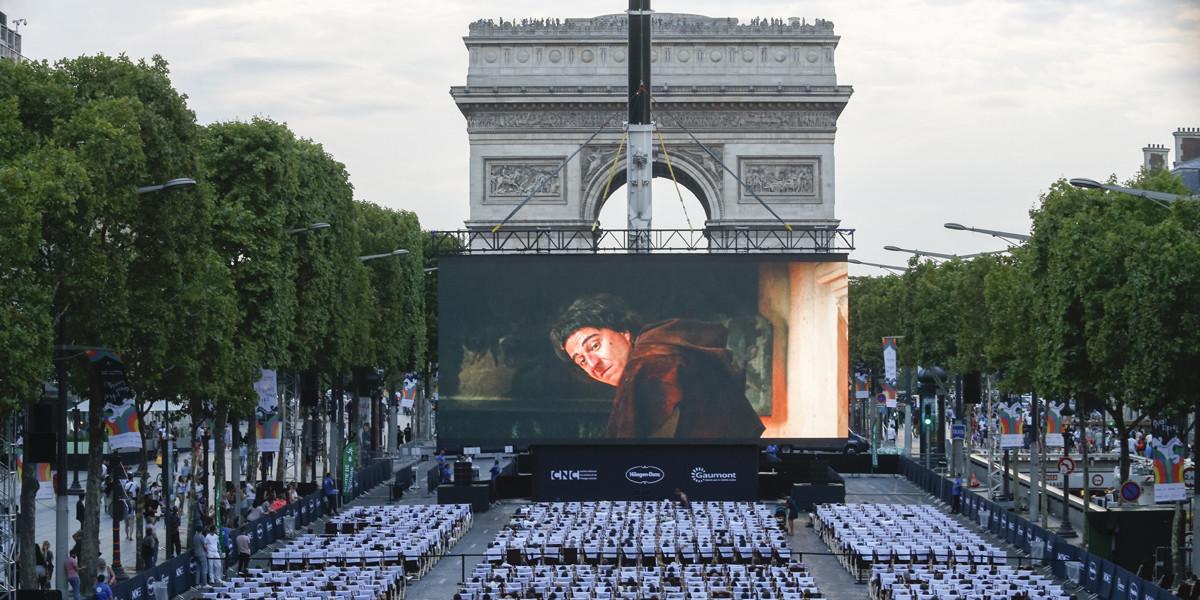 fête du cinéma les visiteurs