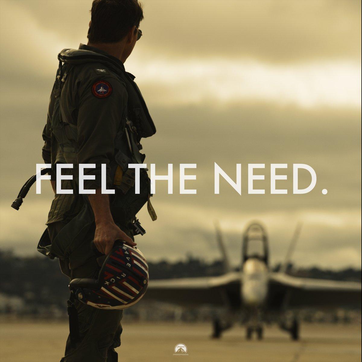 "Tom Cruise tease ""Top Gun : Maverick"""