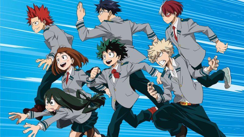 My Hero Academia Saison 3