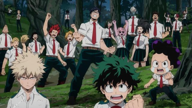 « My Hero Academia » (S3) : l'épisode 20 sera lié au film « Two Heroes » !