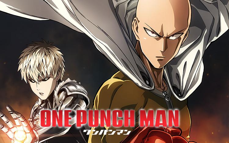 One Punch Man héros de manga les plus cools