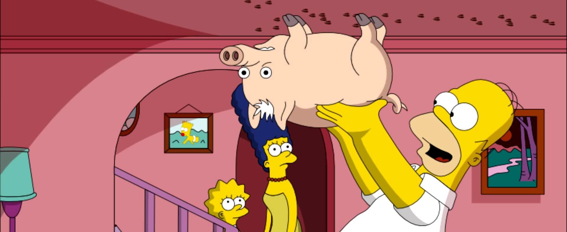 Les Simpson le film 2 suite