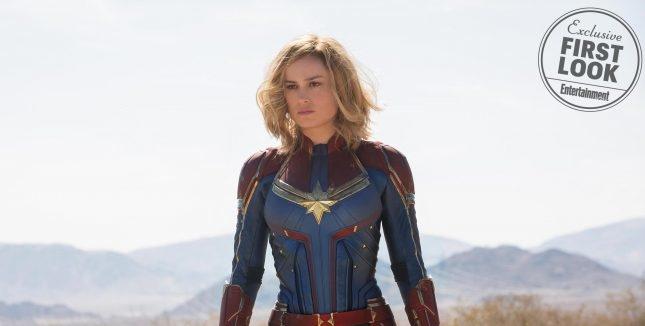 De nouvelles photos pour Captain Marvel !