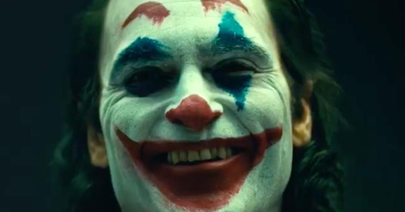 Premières photos pour « Le Joker » !