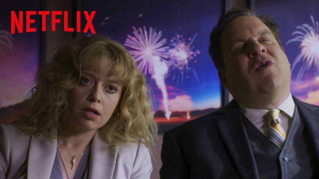 Handsome, Netflix, Jeff Garlin, Natasha Lyonne, humour, policier