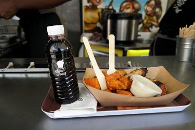 NEW SOUL FOOD : Le Food Truck Afropéen de Paris !