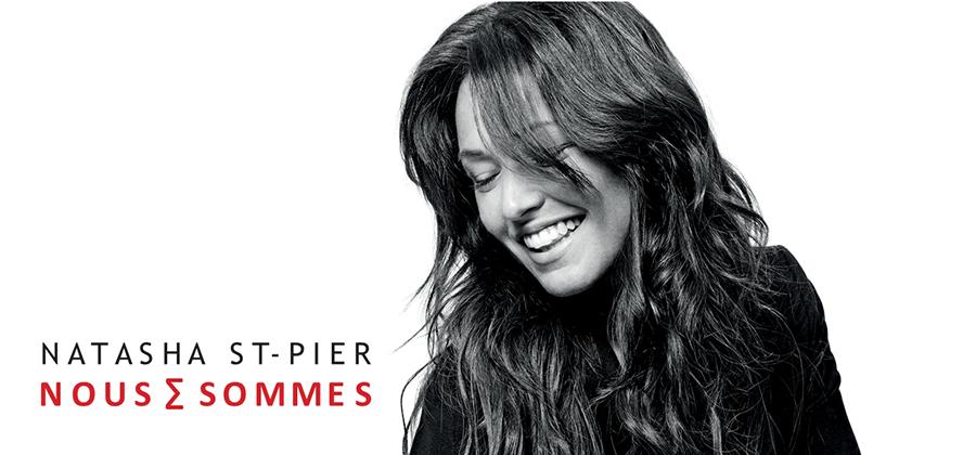 Natasha St-Pier s'associe aux Petits frères des Pauvres avec le single, « Nous Sommes »