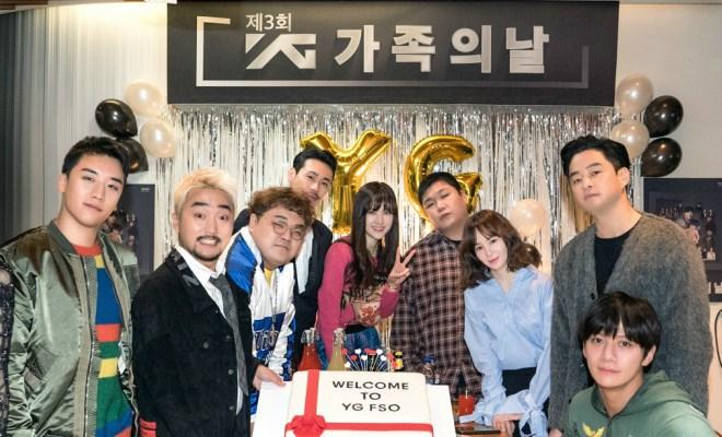 YG future strategy office, YG entertainment, Seungri, Bigbang, K-pop