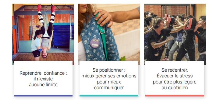 Association Amazon Training à Paris : FIGHT LIKE A GIRL