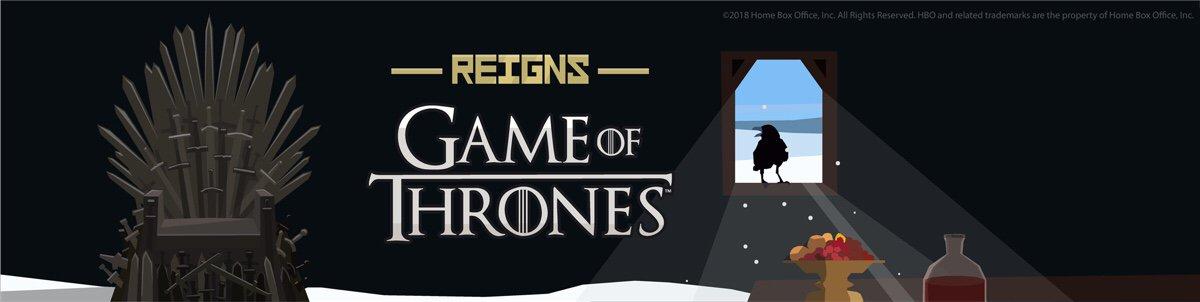 Reigns : Game of Thrones, une licence qui se renouvelle avec brio