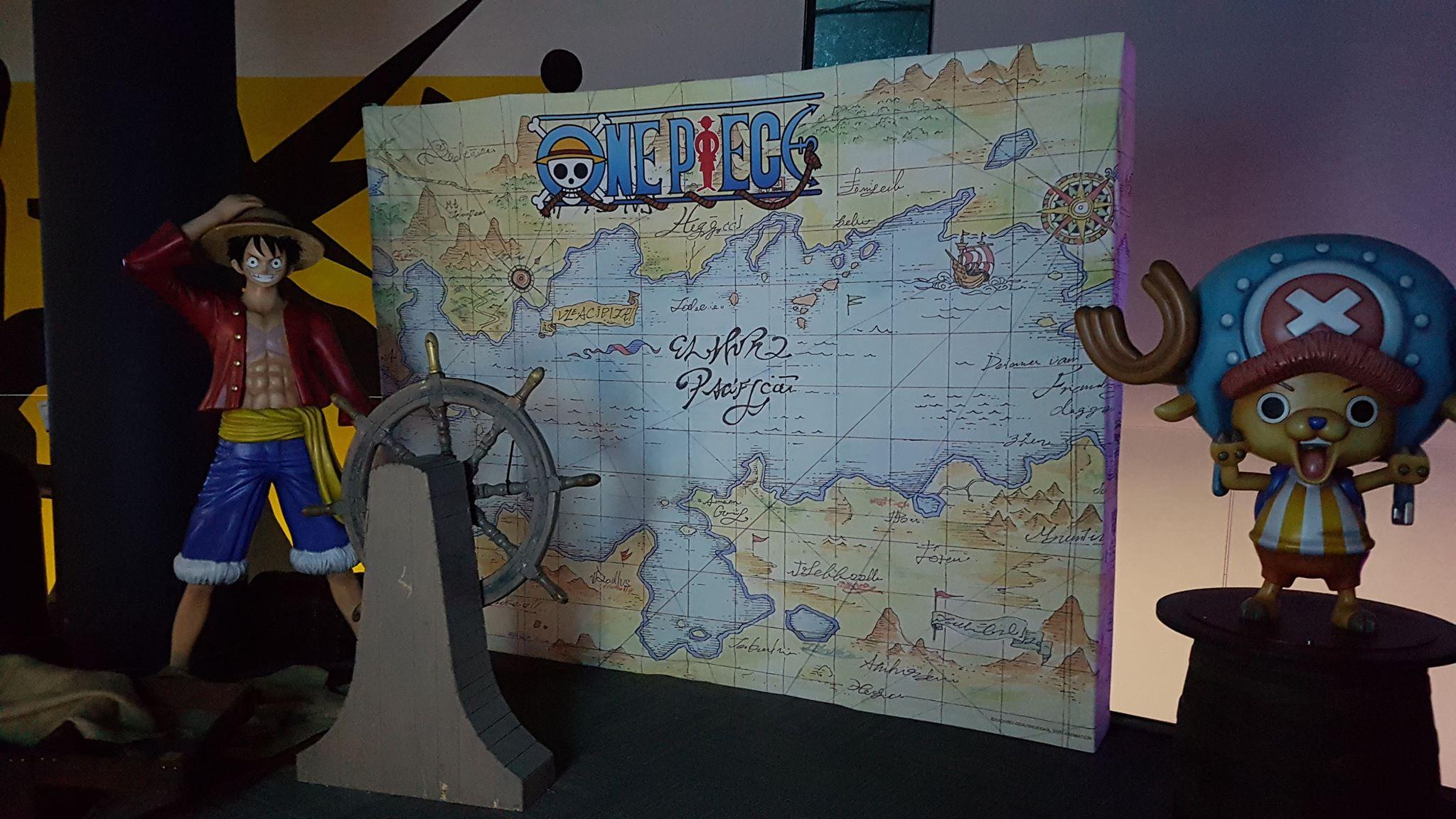 One Piece Aquarium de Paris