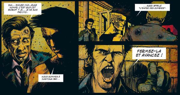 Critique de Rockabilly Zombie Apocalypse Tome 1 : Les Terres de Malédiction