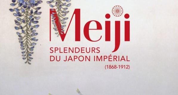 Exposition «Meiji, splendeurs du Japon impérial(1868-1912)» : assistez à la naissance du Japonisme!